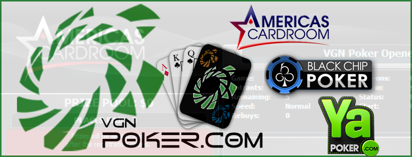 VGN Community Freeroll Password & Information