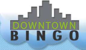 Downtown Bingo Logo