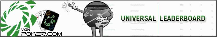 Universal Leaderboard