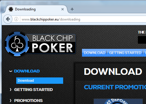 Black Chip Poker Download