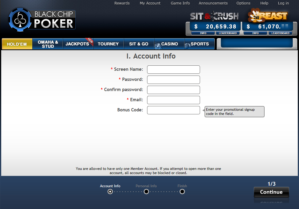 Black Chip Poker Download Step 2