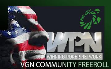 WPN VGN Community Freeroll