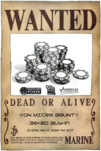 VGN Micro Bounty