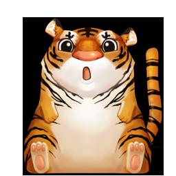 Tiger Chinese Zodiac Freerolls