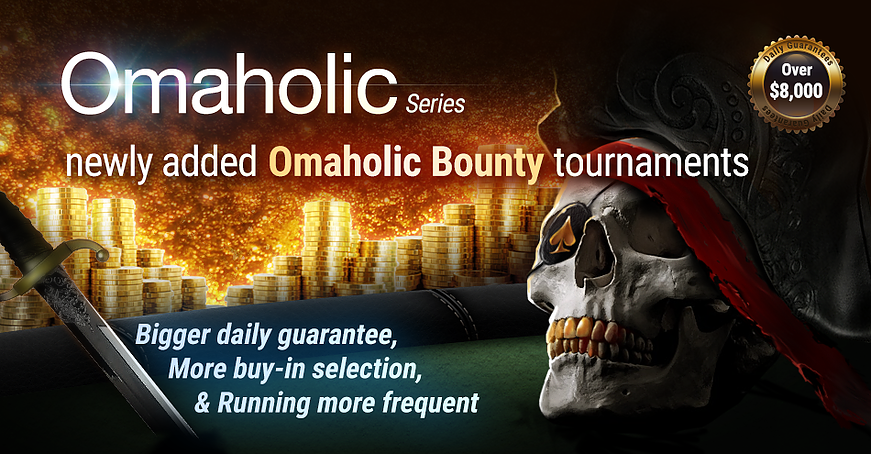 Omaholic Series Schedule - Omaha Bounty Tournaments