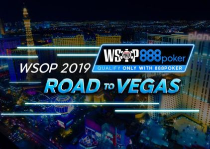 Qualify & Play in the 2019 WSOP for 1 Cent! (888 Poker)