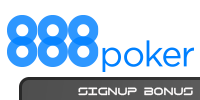 888 Poker Signup Bonus