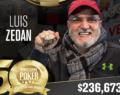 WSOP #30 Winner Luis Zedan