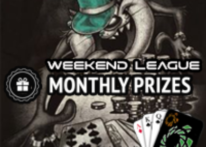 VGN Weekend League September Prizes