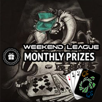 VGN Weekend League Prizes