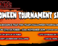 Halloween Tournament Series 2K19 Schedule $3700 GTD