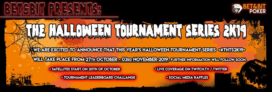 The Halloween Tournament Series 2k19