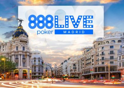 888poker Live in Madrid 2020 Win Your Package