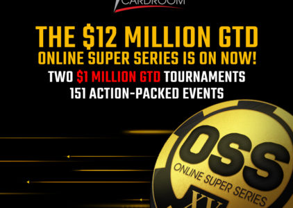 ACR's $12 Million Online Super Series ending 2019 with a bang