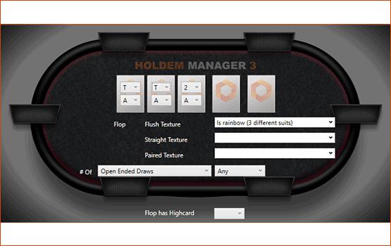 Holdem Manager 3 Screenshot 2