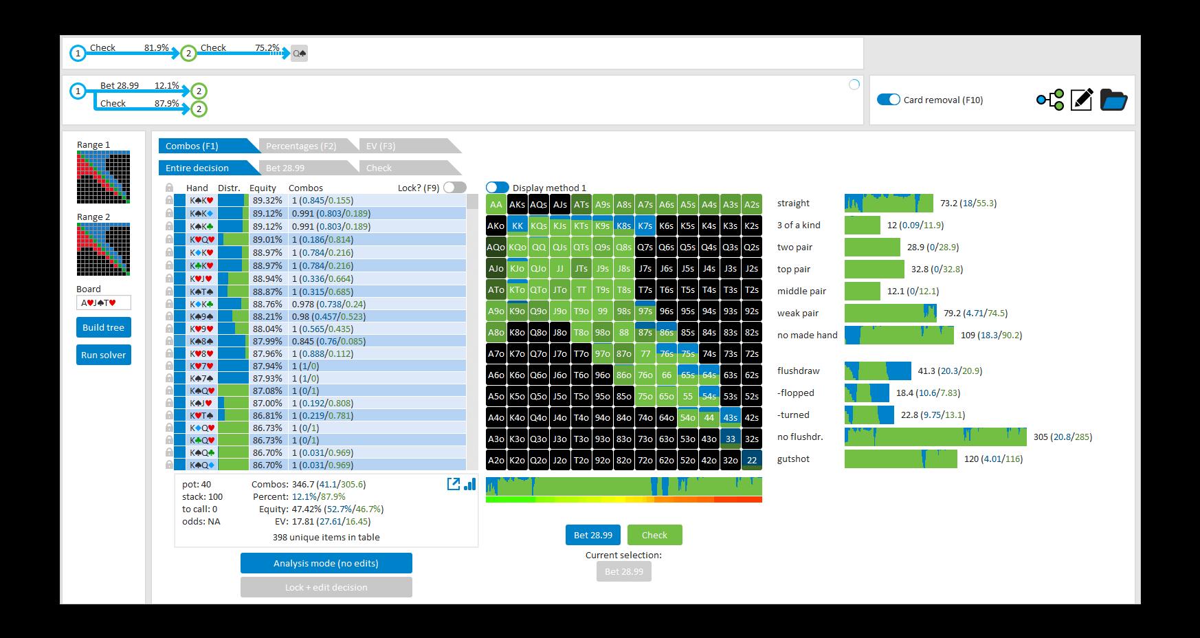 GTO+ Screenshot 2