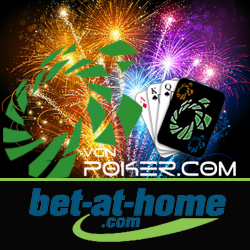 1/3/2020 VGN Poker 2020 Opener! Password Freeroll BET-AT-HOME