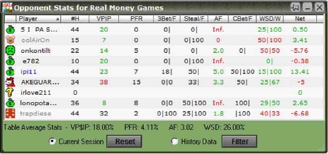 Holdem Indicator Screenshot 15