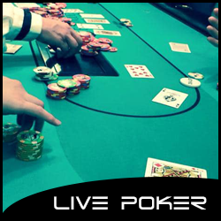 Live Poker Room Finder