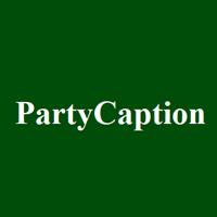 PartyCaption Logo
