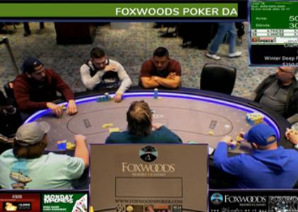 Foxwoods Twitch Poker Stream Massive Prize Pools