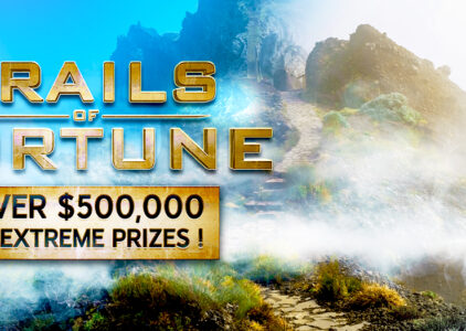 Trails of Fortune Launches on 888poker With Over $500,000 in Giveaways