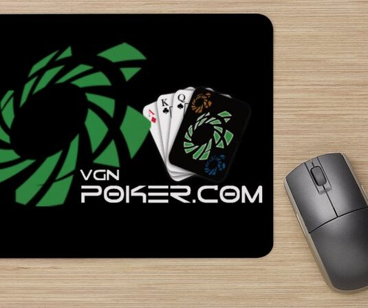 VGN Poker Mouse Pad