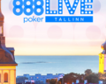 888poker Live Tallinn Festival 2020 Olympic Casino Estonia