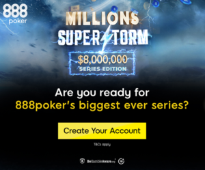 888 Million Superstorm