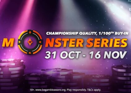 Shadenko Crowned Monster Series Super High Roller Champion